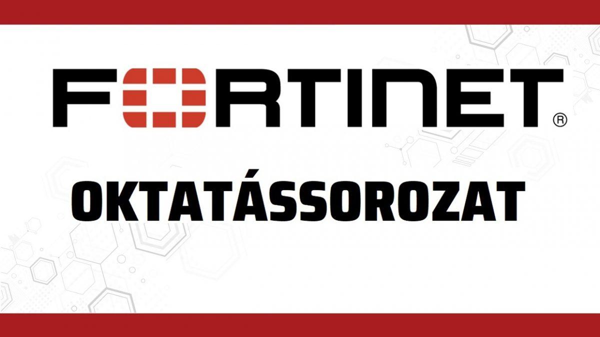 Fortinet_oktatás