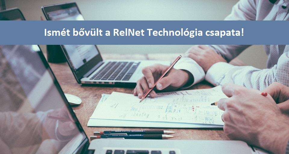 Ismét bővült a RelNet csapata