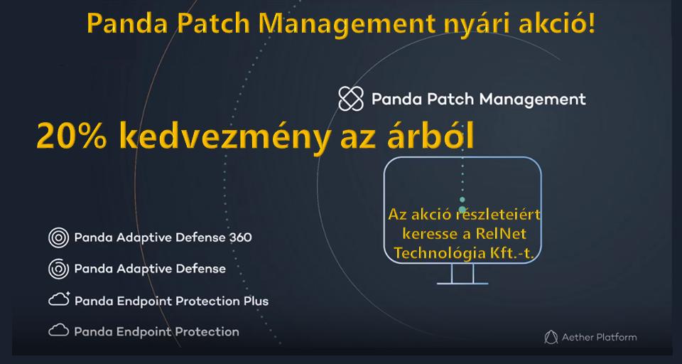 Panda Patch Management