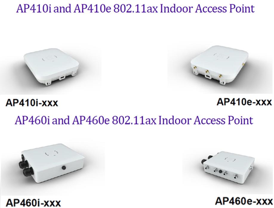 AP400 hozzáférési pontok